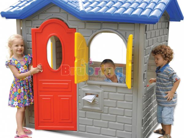 casa de boneca da marca Brubrinq modelo X-001