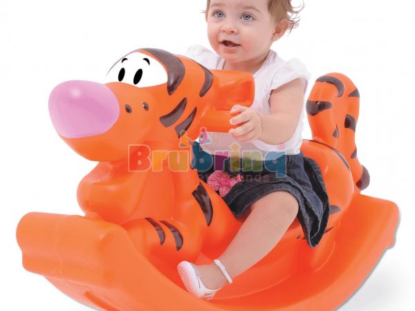 gangorra infantil modelo tigrao da marca brubrinq