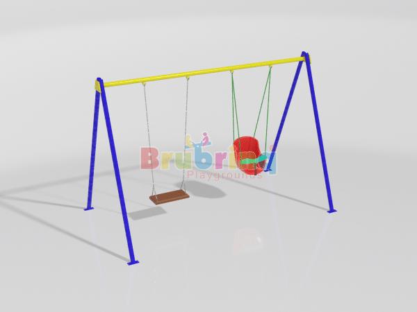 Balanço infantil da marca brubrinq modelo f07b